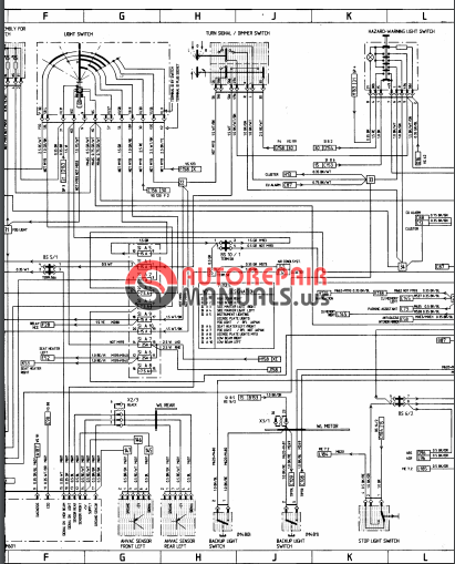 Free Download  Porsche Boxster 986 Workshop Manuals