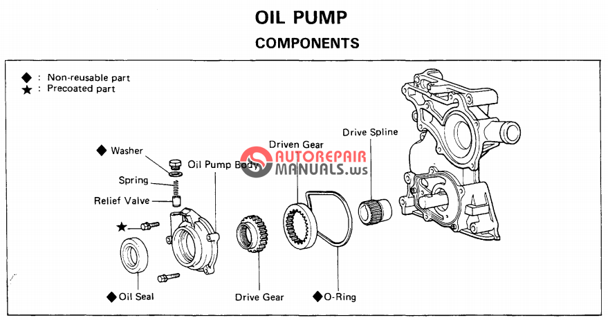 2007 tacoma automatic transmission diagram