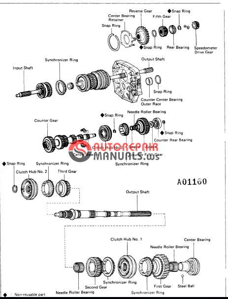 toyota 2kd ftv engine repair manual toyota repair