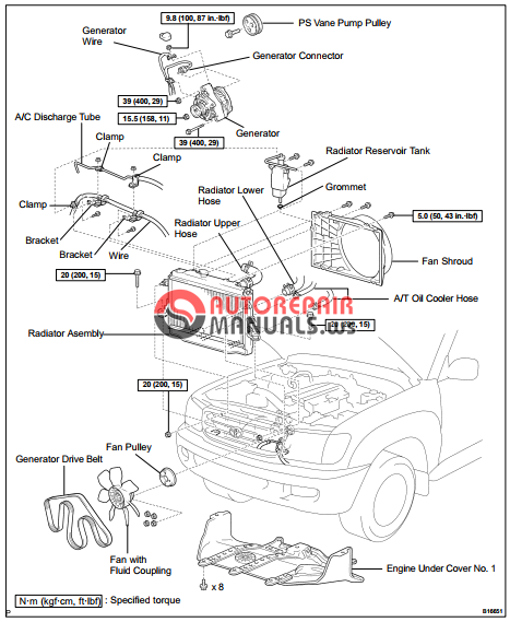 Free Download 1998 2007 Toyota Land Cruiser Factory