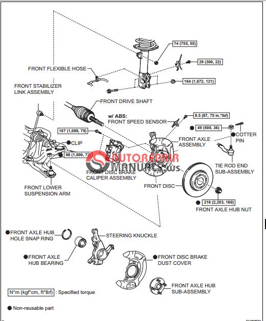 free download  toyota yaric repair manuals  audio and