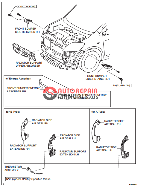 free download  toyota yaric repair manuals  exterior