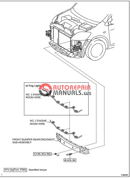 free download  toyota yaric repair manuals  exterior