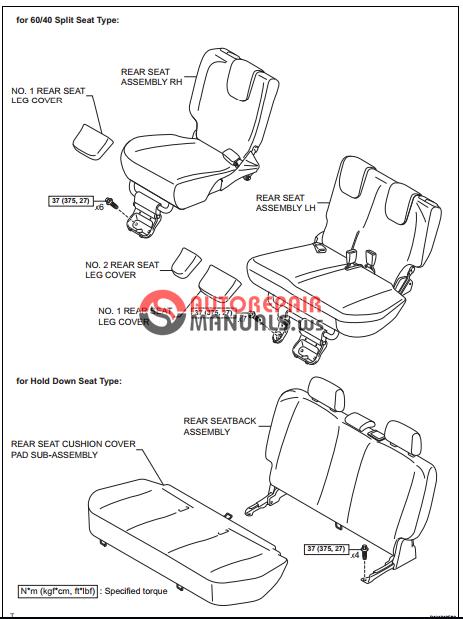 free download  toyota yaric repair manuals  interior
