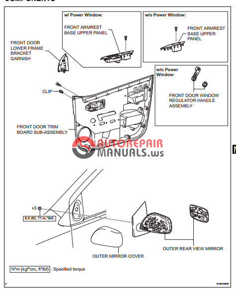 2017 toyota highlander wiring diagram