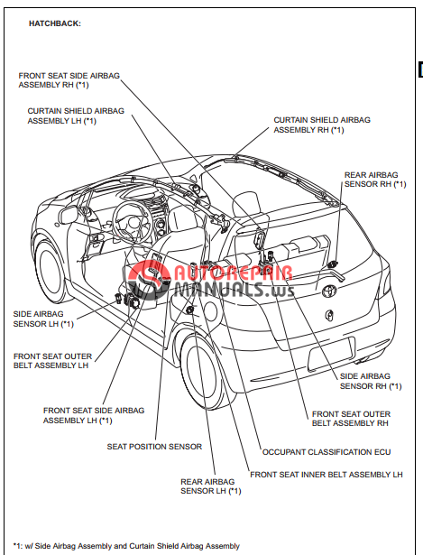 free download  toyota yaric repair manuals  supplemental