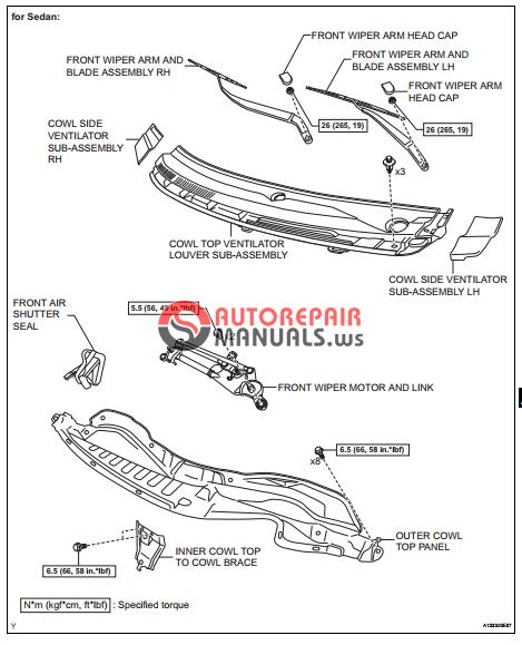 free download  toyota yaric repair manuals  u340 automatic transaxle