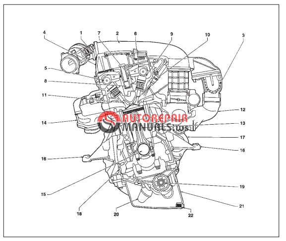 free download  ssangyong musso service manual  engine