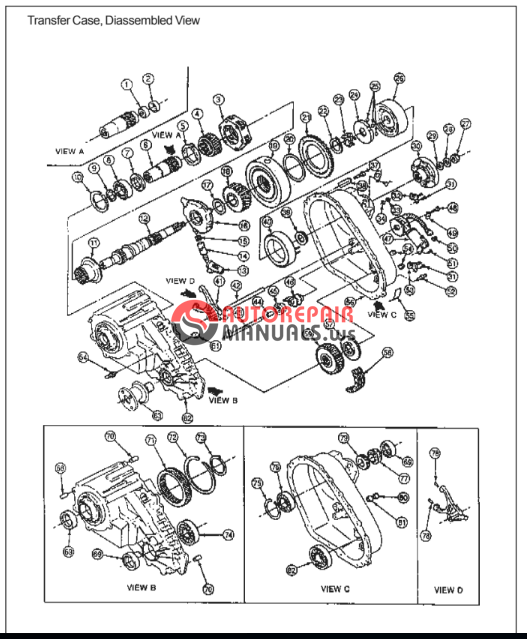 free download  ssangyong musso service manual  transfer
