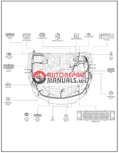 Free Download  Ssangyong Rodius A100 Service Manual