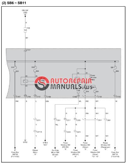 Daf 105 Electrical Wiring Diagram Auto Repair Manual Forum