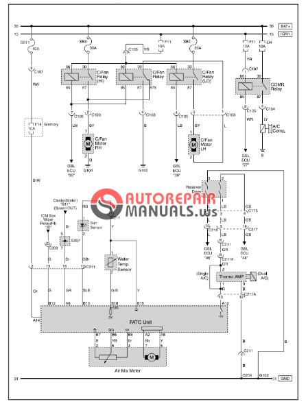 free download  ssangyong rodius a149 service manual  body