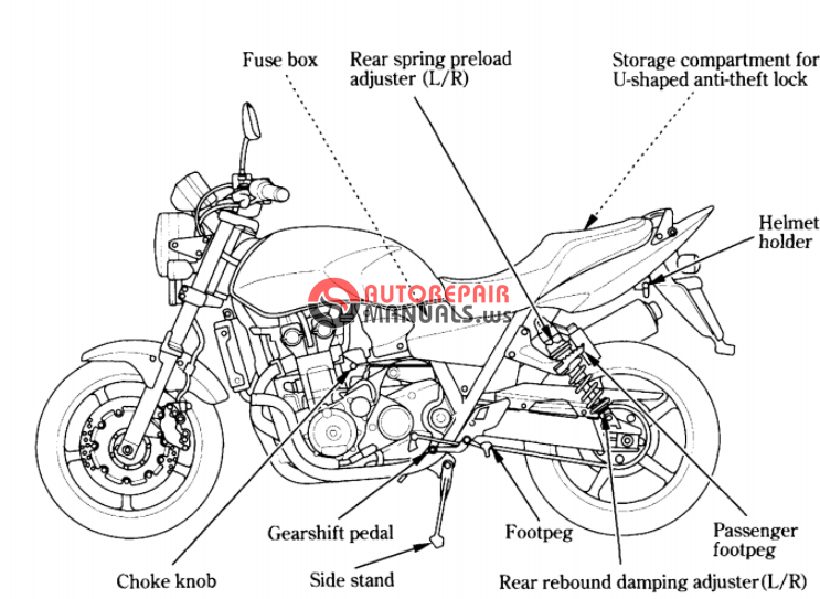 free download  1976 honda cb400f oweners manuals