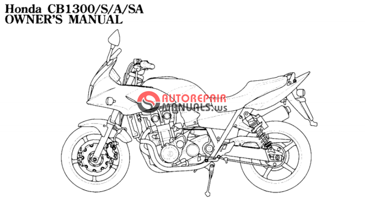 2005 honda cbr 1000rr repair manual