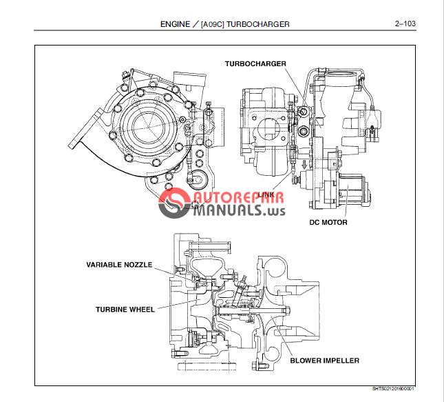 hino truck service manual
