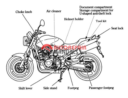 Free Download 2009 Honda Cb1000rra Oweners Manuals Auto Repair