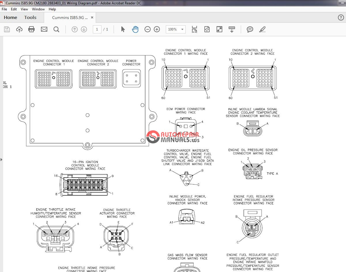 cummins isb5 9g cm2180 2883403 01 wiring diagram auto. Black Bedroom Furniture Sets. Home Design Ideas