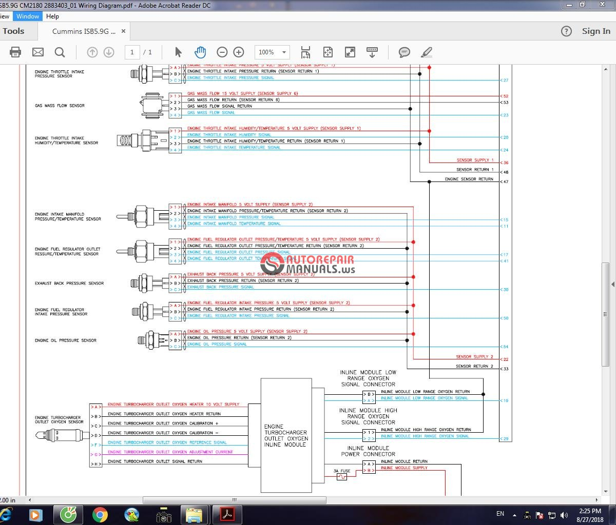 Alternator Wiring Diagram Wiring Diagrams Cummins M11 Engine Diagram