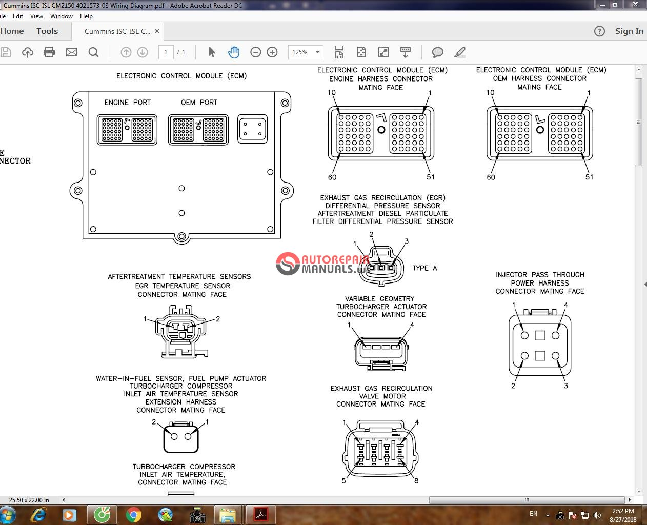 File  Cummin Isc Wiring Diagram