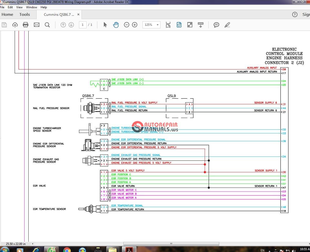 33588_a2ca8487aa586661458ad0125b889edf Qsb Wiring Diagram on